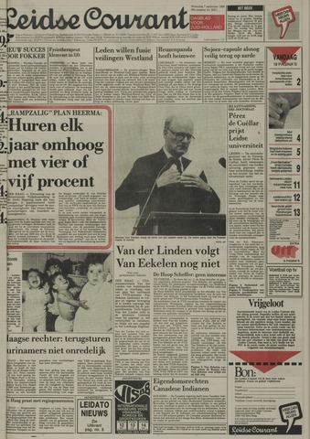 Leidse Courant 1988-09-07