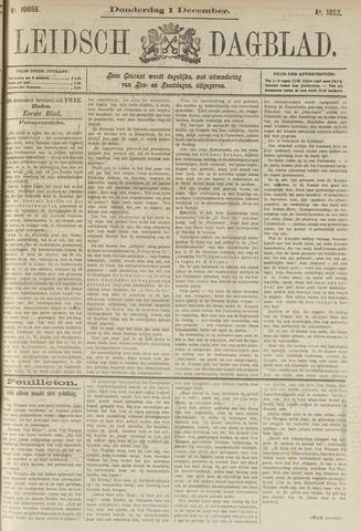 Leidsch Dagblad 1892-12-01