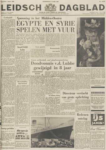 Leidsch Dagblad 1967-05-18