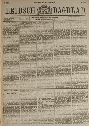 Leidsch Dagblad 1896-09-25