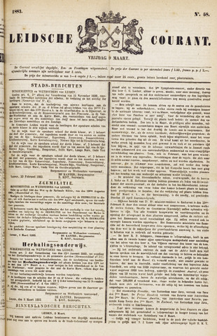Leydse Courant 1883-03-09