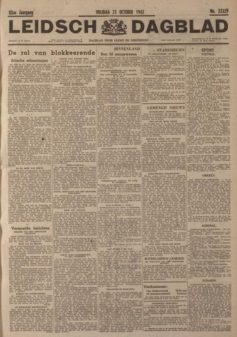 Leidsch Dagblad 1942-10-23