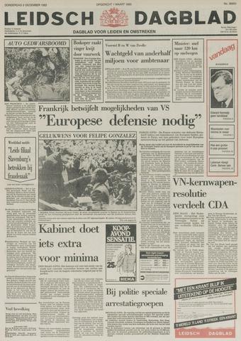 Leidsch Dagblad 1982-12-02