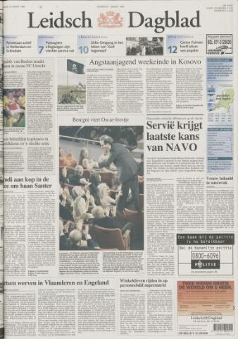 Leidsch Dagblad 1999-03-22