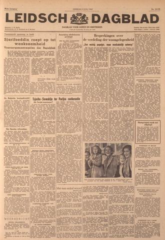 Leidsch Dagblad 1947-07-08