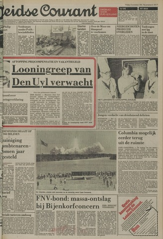 Leidse Courant 1981-11-13