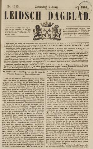 Leidsch Dagblad 1864-06-04