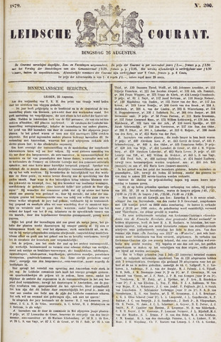 Leydse Courant 1879-08-26