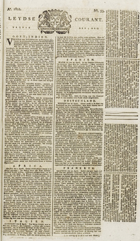 Leydse Courant 1822-05-03