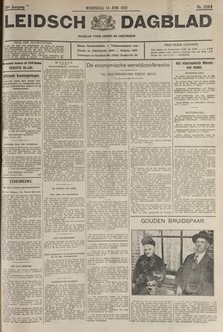 Leidsch Dagblad 1933-06-14