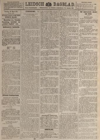 Leidsch Dagblad 1921-03-26