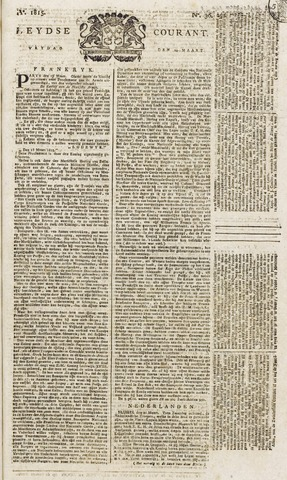 Leydse Courant 1815-03-24
