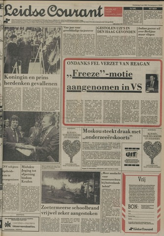 Leidse Courant 1983-05-05