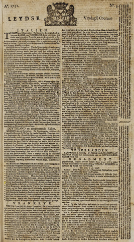 Leydse Courant 1752-01-07