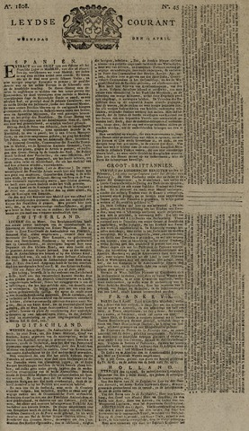 Leydse Courant 1808-04-13