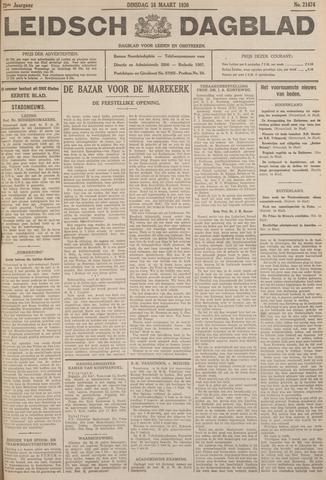 Leidsch Dagblad 1930-03-18