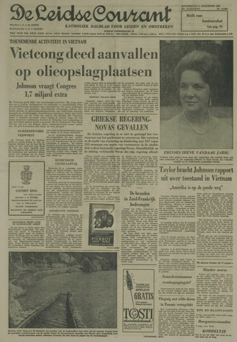 Leidse Courant 1965-08-05