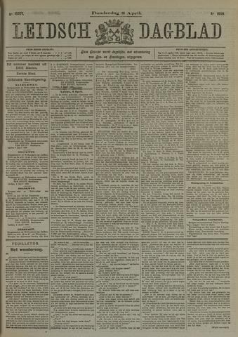 Leidsch Dagblad 1909-04-08