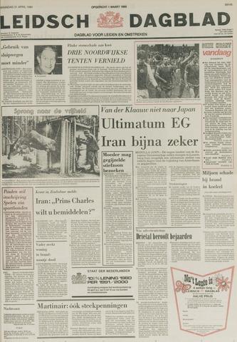 Leidsch Dagblad 1980-04-21