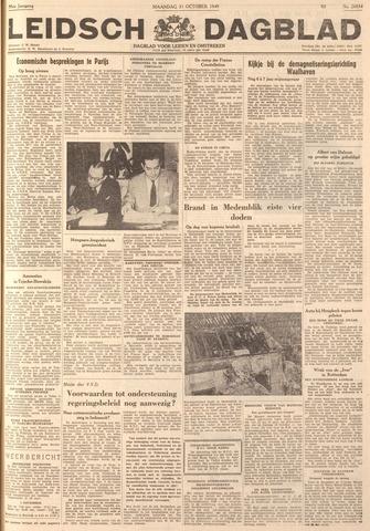 Leidsch Dagblad 1949-10-31