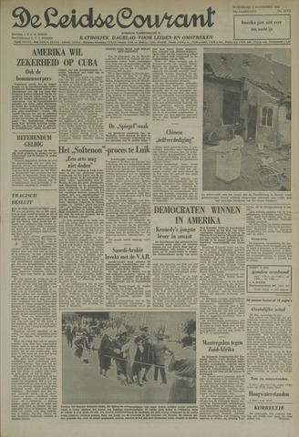 Leidse Courant 1962-11-07