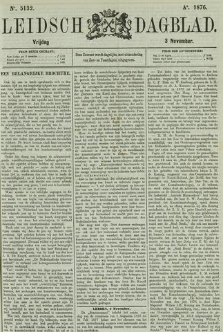 Leidsch Dagblad 1876-11-03