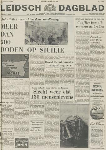 Leidsch Dagblad 1968-01-16