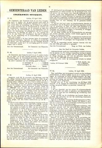 Handelingen van de Raad 1904-04-13