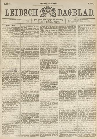 Leidsch Dagblad 1894-03-02