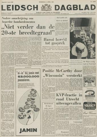 Leidsch Dagblad 1968-04-03