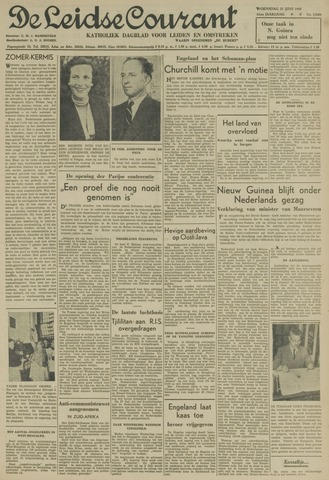 Leidse Courant 1950-06-21