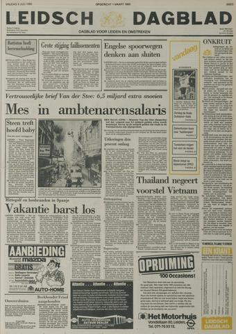 Leidsch Dagblad 1982-07-09