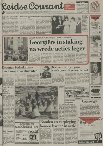 Leidse Courant 1989-04-10