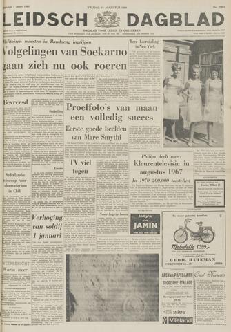 Leidsch Dagblad 1966-08-19