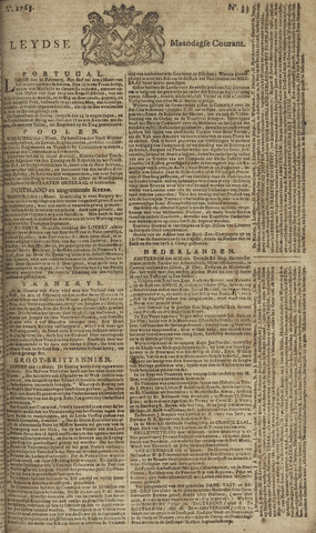 Leydse Courant 1765-03-18