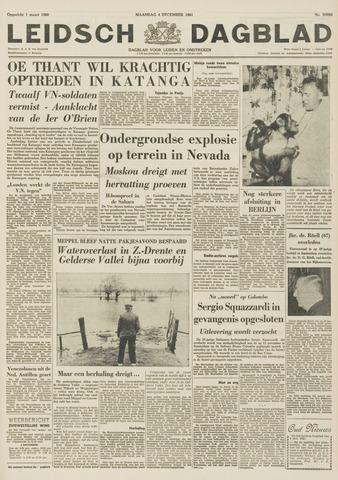 Leidsch Dagblad 1961-12-04