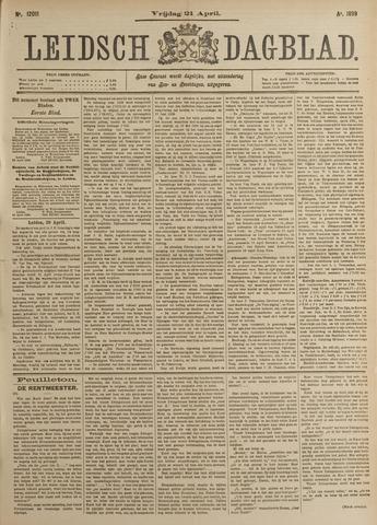 Leidsch Dagblad 1899-04-21