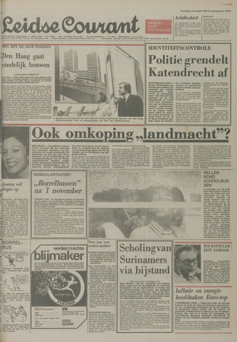 Leidse Courant 1974-10-16