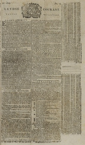 Leydse Courant 1803-01-14