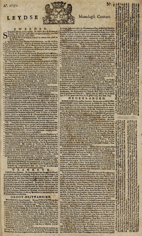 Leydse Courant 1752-01-10