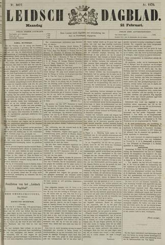 Leidsch Dagblad 1870-02-21