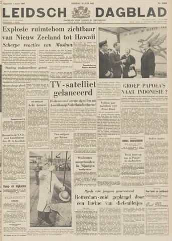 Leidsch Dagblad 1962-07-10