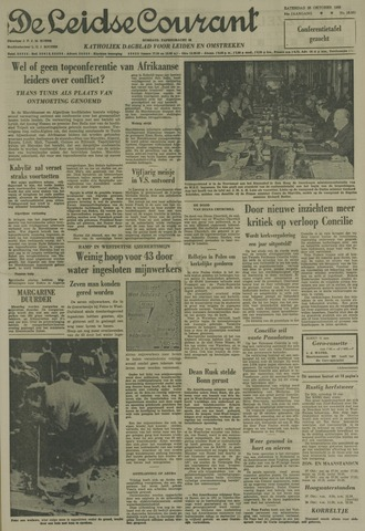 Leidse Courant 1963-10-26