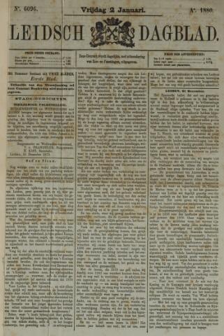 Leidsch Dagblad 1880