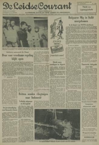 Leidse Courant 1962-01-22