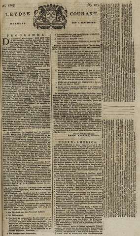 Leydse Courant 1805-09-02