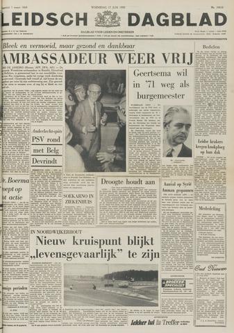 Leidsch Dagblad 1970-06-17