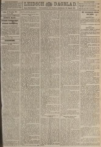 Leidsch Dagblad 1921-11-18