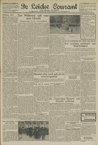 Leidse Courant 1947-11-08