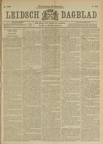 Leidsch Dagblad 1904-01-13
